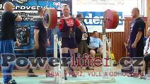 Milan Hofbauer, 260kg