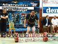 Tomáš Sedláček, 257,5kg