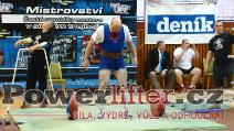 Jiří Lacina, 270kg