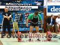 Václav Jaremczuk, 282,5kg