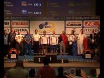 Muži M2 74kg a 83kg - vyhlášení výsledků