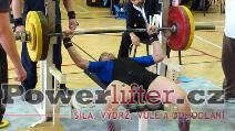 David Kiesewetter, benč 115kg