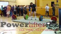 Tomáš Poles, mrtvý tah 270kg