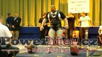 Milan Špingl, mrtvý tah 335kg