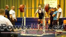 Tomáš Břinčil, dřep 295kg