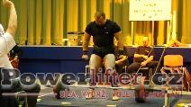 Jaroslav Jirout, mrtvý tah 250kg