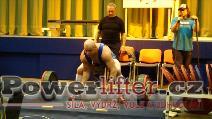 Rémy Krayzel, mrtvý tah 210kg