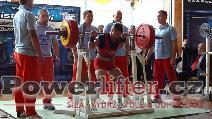 Karel Ruso, dřep 260kg