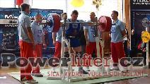 Miroslav Hejda, dřep 320kg