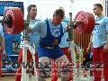 Miroslav Hejda, dřep 340kg