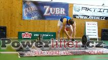 Pavel Hausner, 190kg