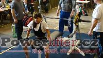 Hana Štěchová, benč 62,5kg
