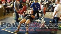 Roman Hodža, benč 140kg