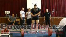 Pavel Žák, mrtvý tah 205kg