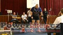 Martin Škorvánek, mrtvý tah 225kg