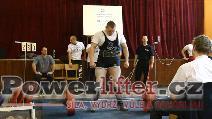 Jan Motal, mrtvý tah 230kg