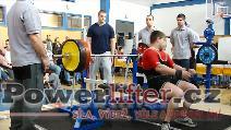 David Horina, 155kg