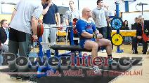 Martin Turek, 192,5kg