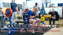 Tomáš Turek, 142,5kg