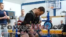 Pavel Fučík, 210kg
