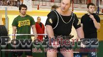 Jaroslav Šoukal, 287,5kg