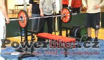 Klára Lakomá, 77,5kg