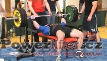 Karel Válek, 210kg