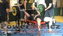 Pavel Tříska, 210kg
