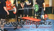 Josef Duna, 190kg