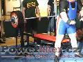 Antonín Coufal, 242,5kg