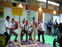 Drep - muži kat. 93 - +120 kg