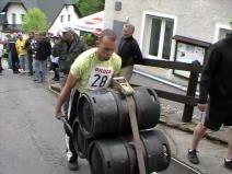 6.místo - Honza KOLÁŘ - 100 metrů - čas 2,54,77 min