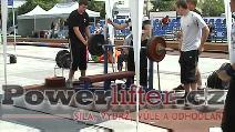 Tomáš Tvarůžka, 130kg