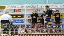 Zoltán Kanat, CZE, 265kg