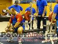 Vladimír Pop, benč 205kg