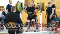 Antonín Pavlovec, 270kg