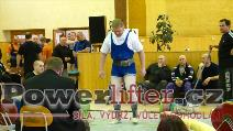 Pavel Kantořík, 252,5kg