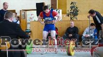 Štěpán Hoza, 210kg