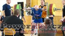 Pavel Pláteník, 262,5kg