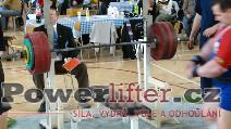 Milan Mrázek, 200kg