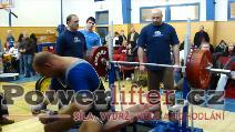 Jiří Chvála, 175kg
