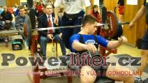 Marcel Murárik, 122,5kg