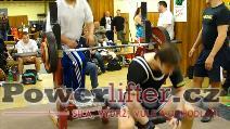 Adam Smolík, 140kg