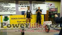 Tomáš Skořepa, 150kg