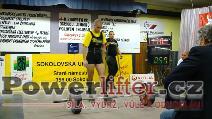 Libor Škrobáček, 170kg