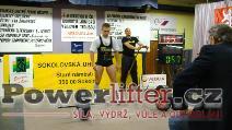 Tomáš Skořepa, 165kg
