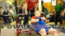 Marián Odler, 135kg