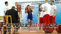 Markéta Kovrzková, 115kg