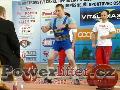 Martin Hažva, 265kg