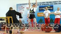 Petr Krákora, 250kg